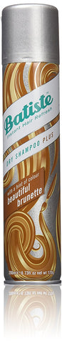 Batiste Dry Shampoo, Beautiful Brunette 200ml
