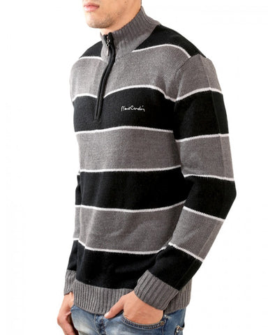 Pierre Cardin sweatshirt Grey*Black for men