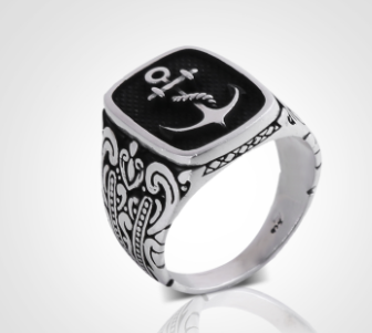 925 Silver ring for men-New arrival