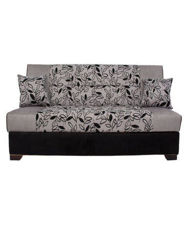 Art Home Sofa Bed Without Arms - Grey