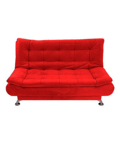 Art Home Sofa Bed - 3 Setters - Red