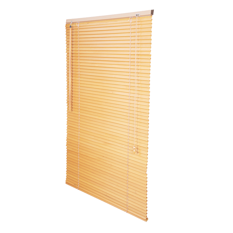 Modern wood blinds-Beige