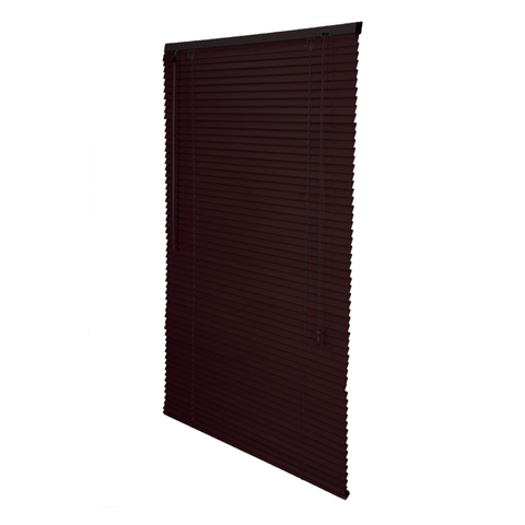 Modern wood blinds