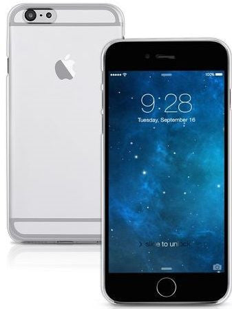 Dausen Cover Compatible With Apple Iphone 6 Plus/6S plus, White