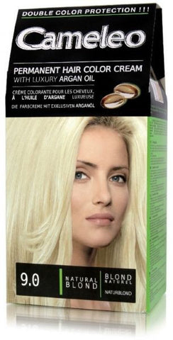 Delia Cameleo Hair Color Cream 9.0 - Natural Blond
