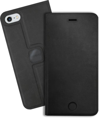 Spin Folio Case for iPhone 7 Black