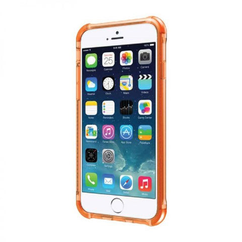 Odoyo Cover Compatible With Apple Iphone 6, Orange