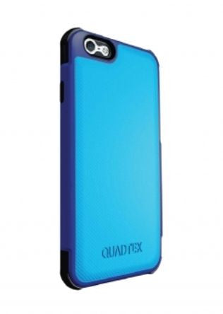 Odoyo Cover Compatible With Apple Iphone 6, Blue