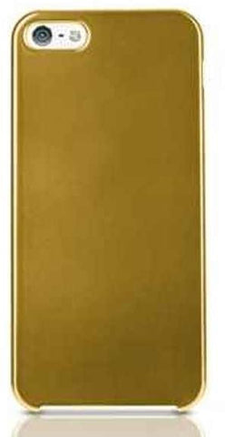 Odoyo Cover Compatible With Apple Iphone 5/5S, Gold