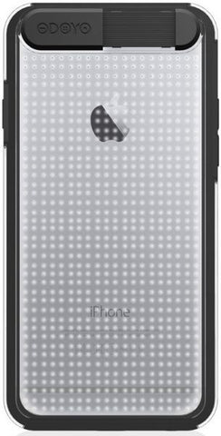 Odoyo Cover Compatible With Apple Iphone 6, Black