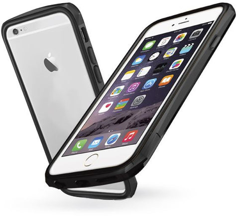 Odoyo Cover Compatible With Apple Iphone 6, Grey