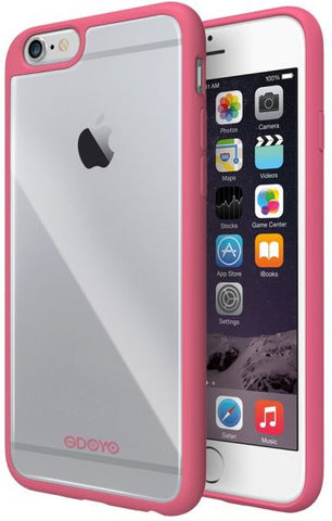 Odoyo Cover Compatible With Apple Iphone 6/6S, Pink