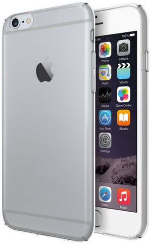 Odoyo Cover Compatible With Apple Iphone 6 Plus/6S Plus, Clear