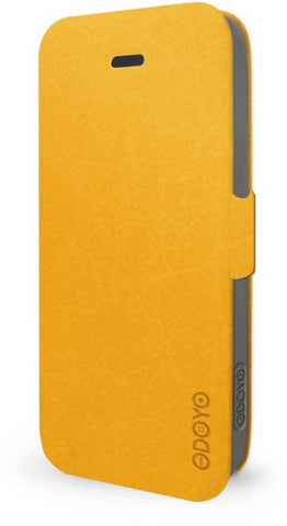 Odoyo Cover Compatible With Apple Iphone 5/5S/5C, Yellow