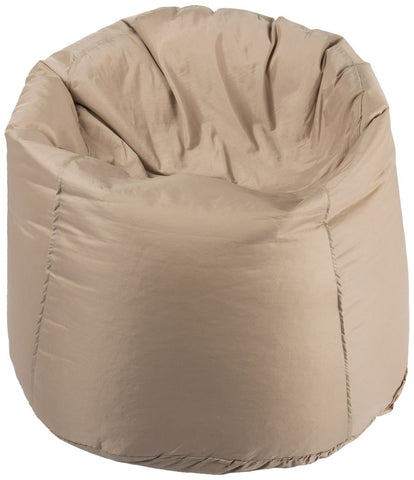 Art Home Beanbag Chair PVC - Beige