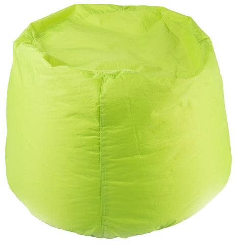 Art Home Beanbag Chair PVC - Lime