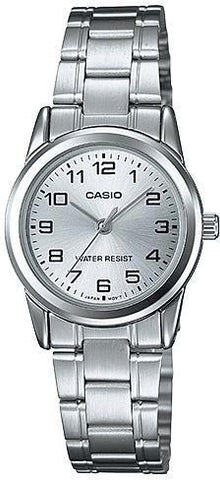 Casio LTP-V001D-7B For Women- Analog, Dress Watch