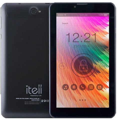 i-LIFE itell K3300B Tablet/One sim