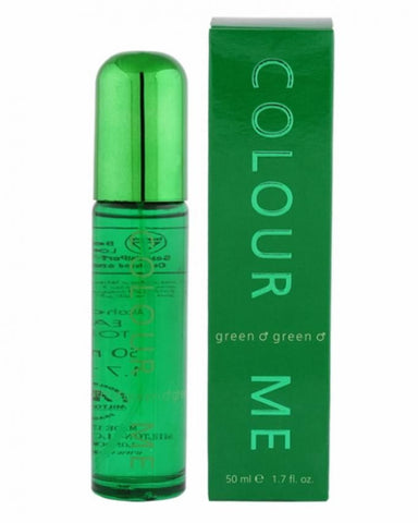Colour Me Green For Men - 50ml