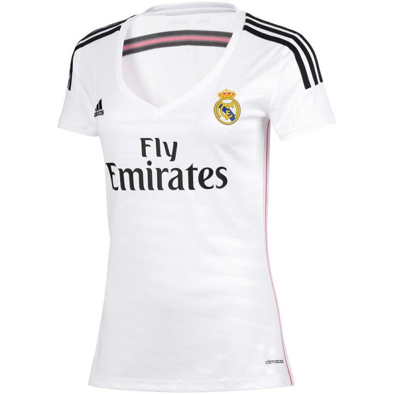 59f72bd2c91 Adidas Real Madrid Women Jersey حريمي تيشيرت