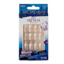 BROADWAY FAST FRENCH NAIL-bfd02c