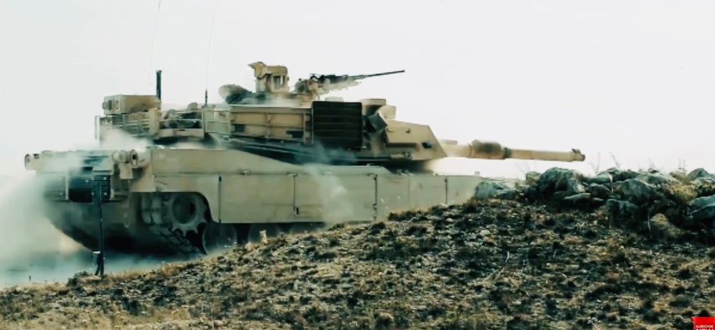 General Dynamics Land Systems has been awarded a $4,6 billion contract to produce the newest M1 (M1A2) Abrams tank variant