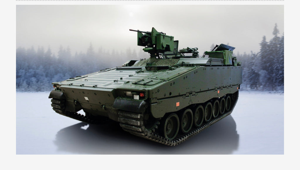 BAE Systems has received an order from the Norwegian Army for 20 additional CV90 Infantry Fighting Vehicles