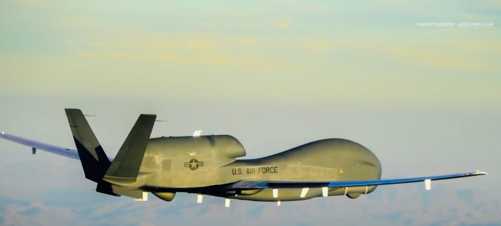 Northrop Grumman awarded USD4.8bn for Global Hawk development, modernisation, retrofit and sustainment