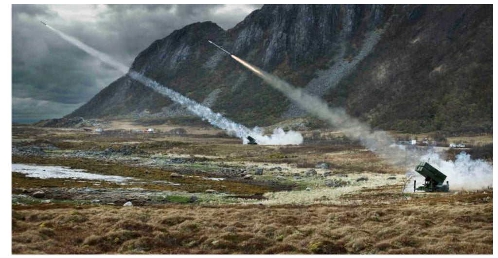 KONGSBERG's National Advanced Surface-to-Air Missile System (NASAMS) Contract