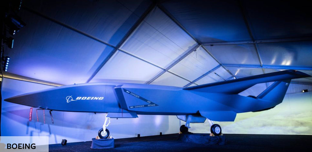 Boeing's Loyal Wingman, the Airpower Teaming System has undertaken its first test flight,
