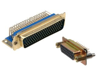 D-Sub Connector Series