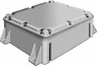 Glenair Series 140-101 Small Junction Box - CostSaver Composite