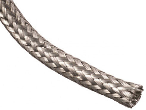 "Mil-Spec Round Screening Braid - QQB575R36T203 - AA59569R34T0203 - Size 13/64"" - 30M"