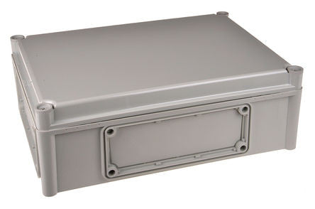 Polycarbonate Enclosure, IP66, IP67, Flanged, 380 x 280 x 130mm - SME581-379