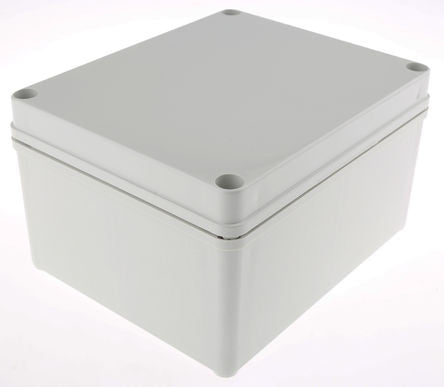 Polycarbonate Enclosure, IP66, IP67, 160 x 120 x 90mm - SME219-0082