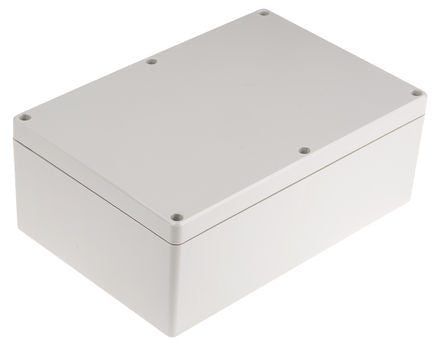 Polycarbonate Enclosure, IP66, IP67, Shielded, 244 x 164 x 90mm - SME797-5392
