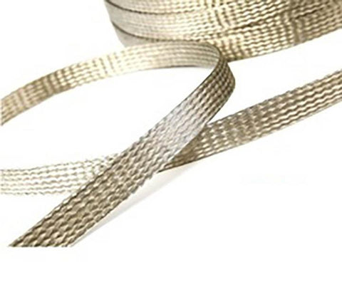 Mil-Spec Flat Screening Braid - QQB575F34T781 - AA59569F34T0781 - 100FT