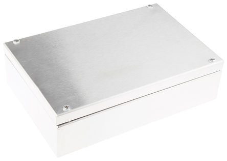 IP66 Stainless Steel 304 Enclosures, Industrial 300 x 200 x 81mm - SME37302008
