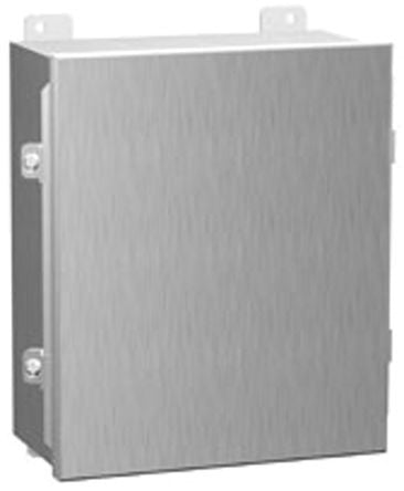 IP66 Stainless Steel 304 Enclosures 406 x 356 x 254mm - SME1414N4PHSS010