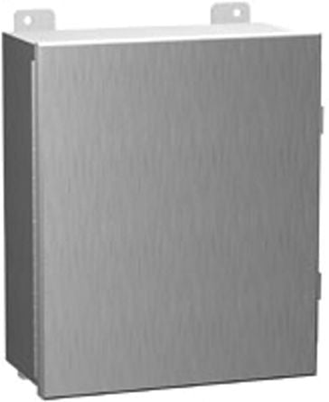 IP66 Stainless Steel 316 Enclosures 152 x 102 x 102mm - SME1414N4PHS16C4
