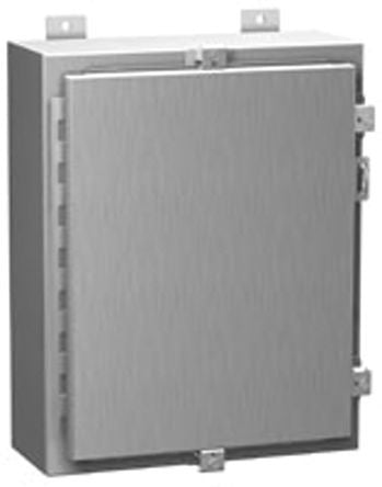 IP66 Stainless Steel 304 Enclosures 406 x 406 x 152mm - SME1418N4SSG6
