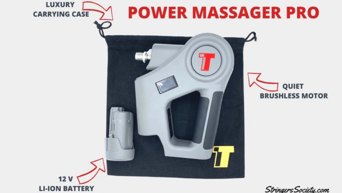 PowerMassager PRO Review by STRINGERS SOCIETY CREW