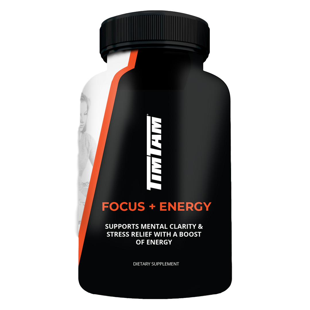Focus + Energy 90 Day Subscription