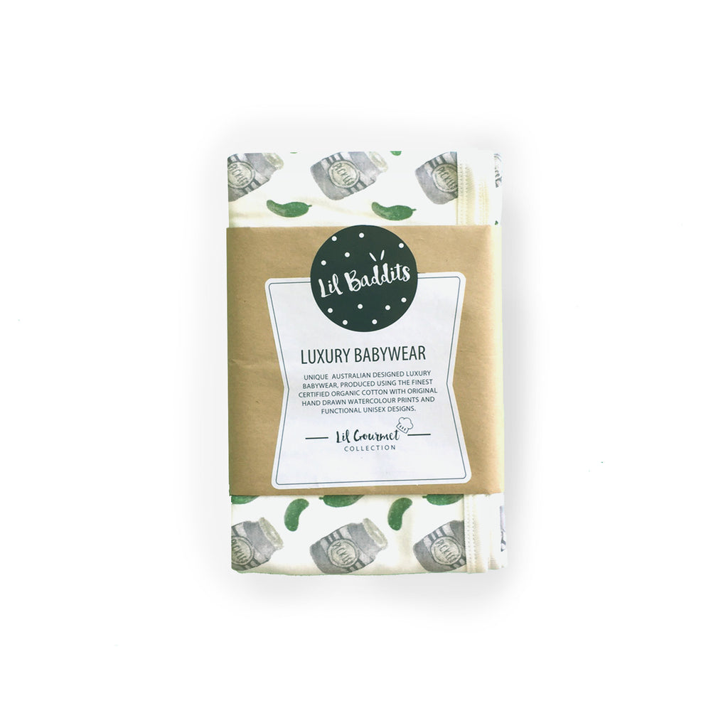 BRRR ORGANIC WRAP - PICKLES
