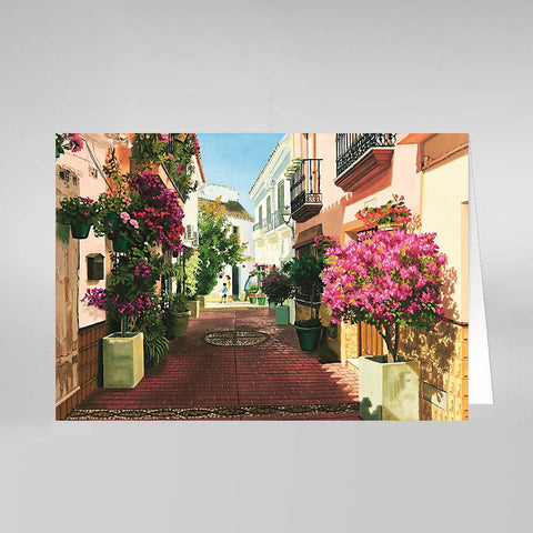 Attractive Set of 4 Art Prints #4