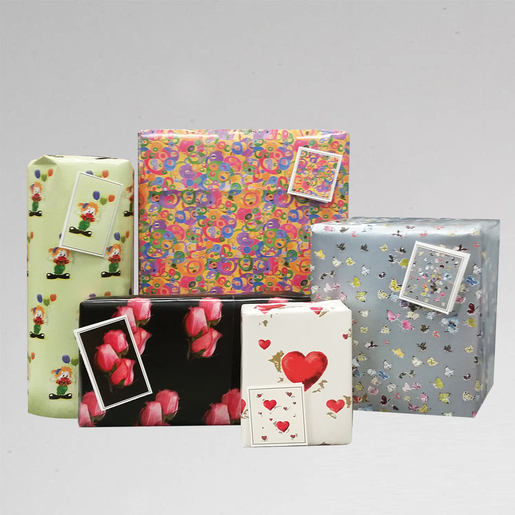 All Occasion Gift Wrap and Tags #1