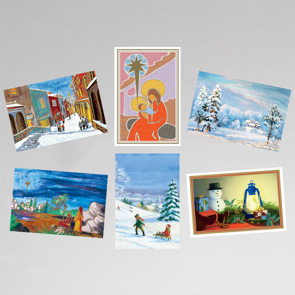 Special Offer – 25 Festive Card Assortment & Envelopes