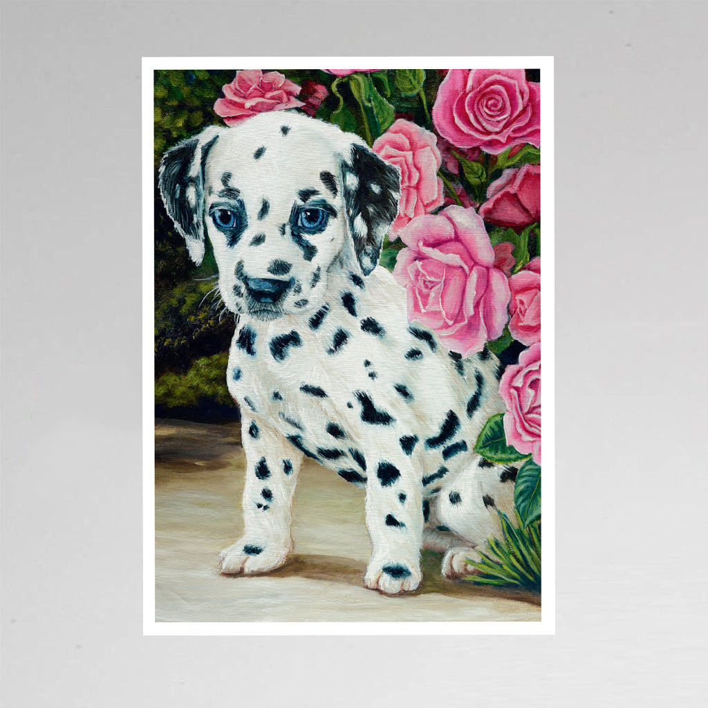Puppy Love– Sets of Postcards