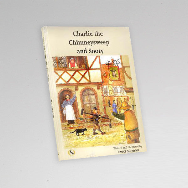 "Children's Book ""Charlie the Chimneysweep and Sooty"""