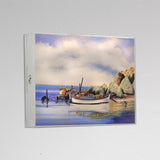 "Jigsaw puzzle ""Fishing Boats"""